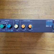 Boss RRV-10 Micro Rack 80's