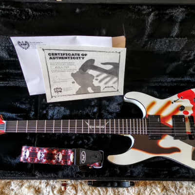 ESP LTD Kill'em All - Metallica Limited Edition (140 of 300 pz.) for sale