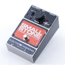 Electro-Harmonix EH4800 Small Stone Phaser Guitar Effects Pedal P-04870
