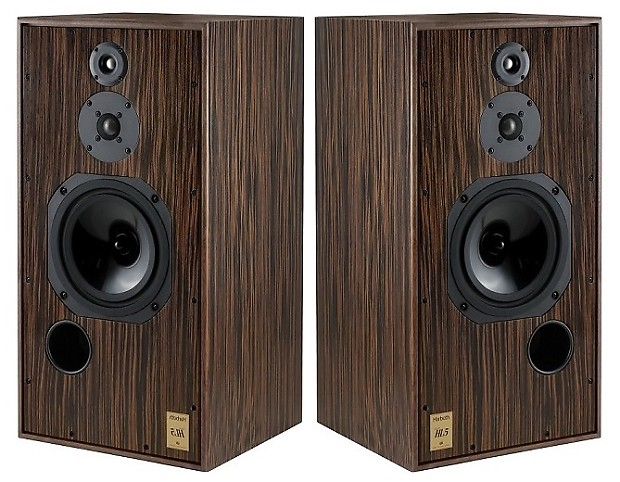 Harbeth super hl5 plus tiger ebony decibel audio reverb for A plus motors fairfax
