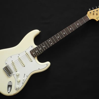 1976 Fantom Japan Speedstar '68 Stratocaster MIJ Vintage White for sale