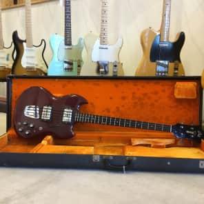 Guild JS II Jetstar Bass Cherry Red 1972 for sale