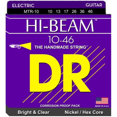 DR Strings MTR-10 10-46 Electric Hi Beam Strings