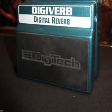 Original 2017 Digitech Digiverb Digital Reverb