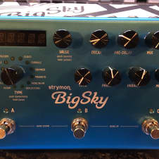 Strymon Big Sky Reverb 2017 *MINT*