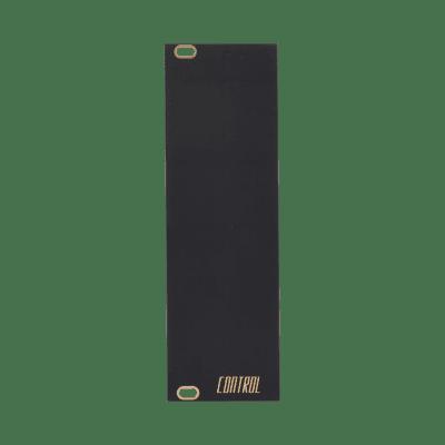 Black PCB Blank Panels - 8HP