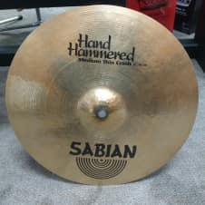 """Sabian 16"""" HH medium thin crash"""