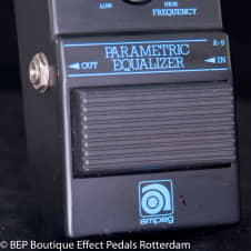 Ampeg A-9 Parametric Equalizer early 80's Japan