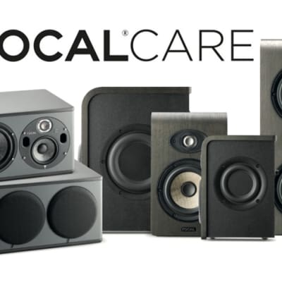 Focal Care for Shape 65 Studio Monitor