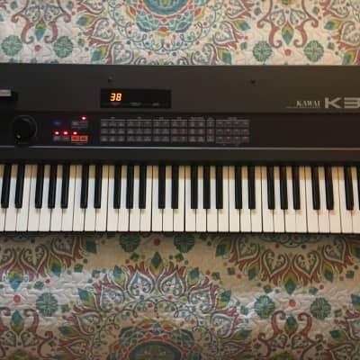 Kawai K3 Hybrid Synthesizer (1986) Refinished with Battery Mod!