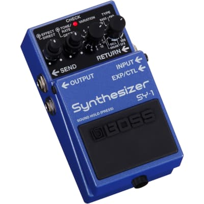 Boss Sy-1 2010s Blue
