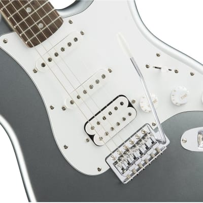 Squier Affinity Stratocaster - Slick Silver w/ Laurel FIngerboard for sale