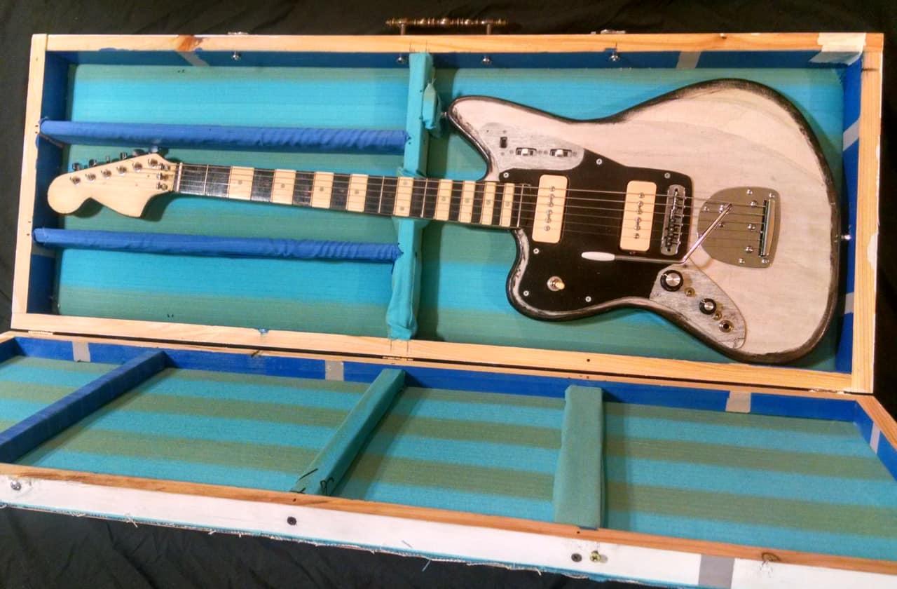 Surfdestroyer Coeurl - Jazzmaster/Jaguar style guitar LEFT   Reverb