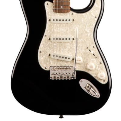 NEW Squier Classic Vibe '70s Stratocaster - Black (530)