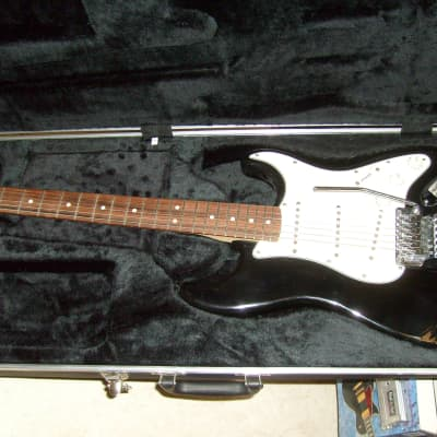 Fender Stratocaster 2008-2009 with Floyd Rose Tremolo for sale