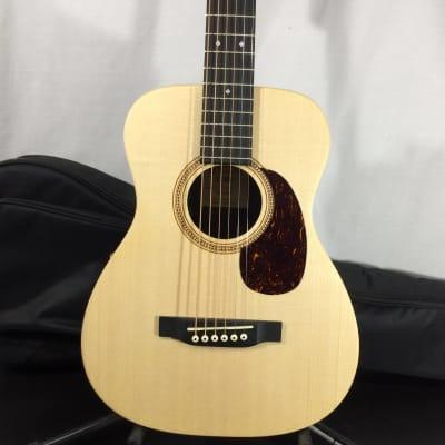 Martin LX1RE Little Martin Acoustic Electric Guitar w/ Gig Bag - Customer Return