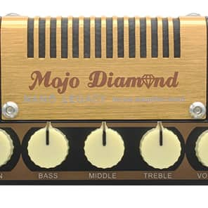 Hotone Mojo Diamond 5 Watt Mini Guitar Amplifier Head for sale