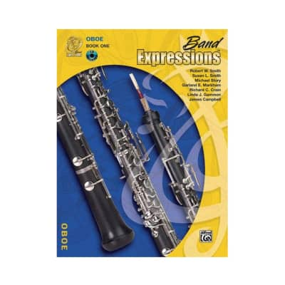 ALFRED 00MCB1003CDX Band Expressions , Book One: Student Edition [Oboe]