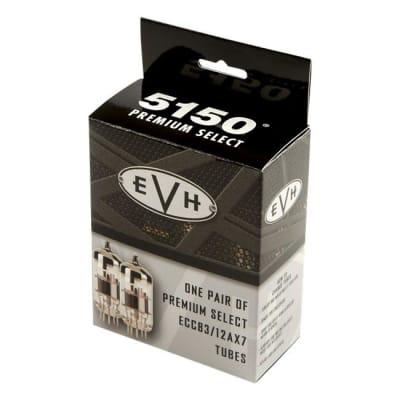 EVH Matched Pair ECC83 12AX7 Preamp Tubes 0223283002