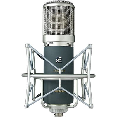 sE Electronics Z5600A-II Studio Tube Condenser Microphone