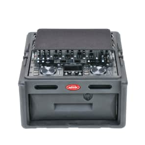 SKB 1SKB-R104 10x4 Space Molded Audio and DJ Rack Case