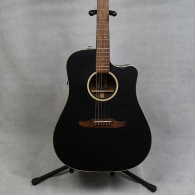 Fender California Series Redondo Special, Pau Ferro Fingerboard, Matte Black