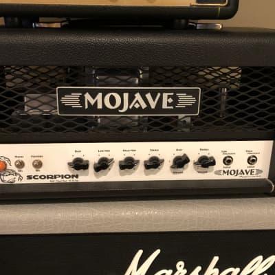 Mojave  Scorpion Plexi Amplifier black for sale