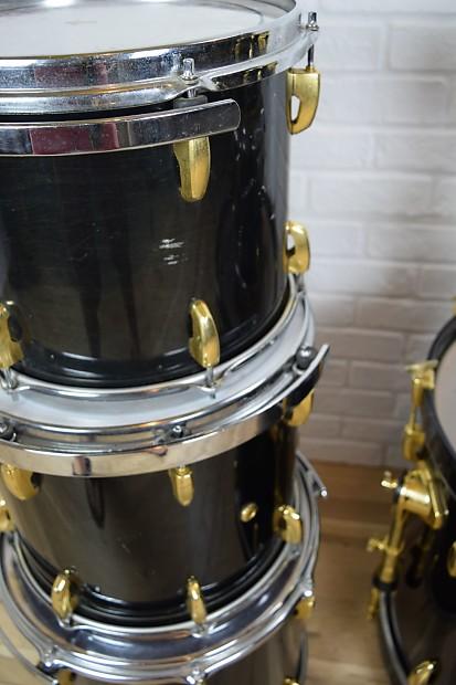 pearl masters custom maple shell 6 piece drum kit reverb. Black Bedroom Furniture Sets. Home Design Ideas