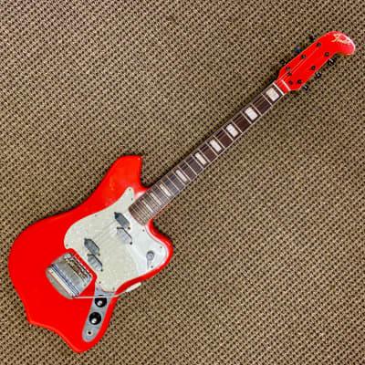 Rick Nielsen's 1969 Fender  Maverick Custom