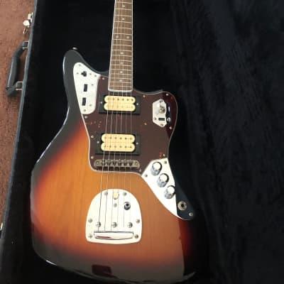 Fender Fender Kurt Cobain Jaguar NOS Electric Guitar 3-Color Sunburst for sale
