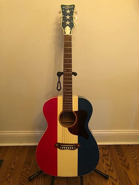1969 Harmony Buck Owens American Acoustic Guitar Reverb