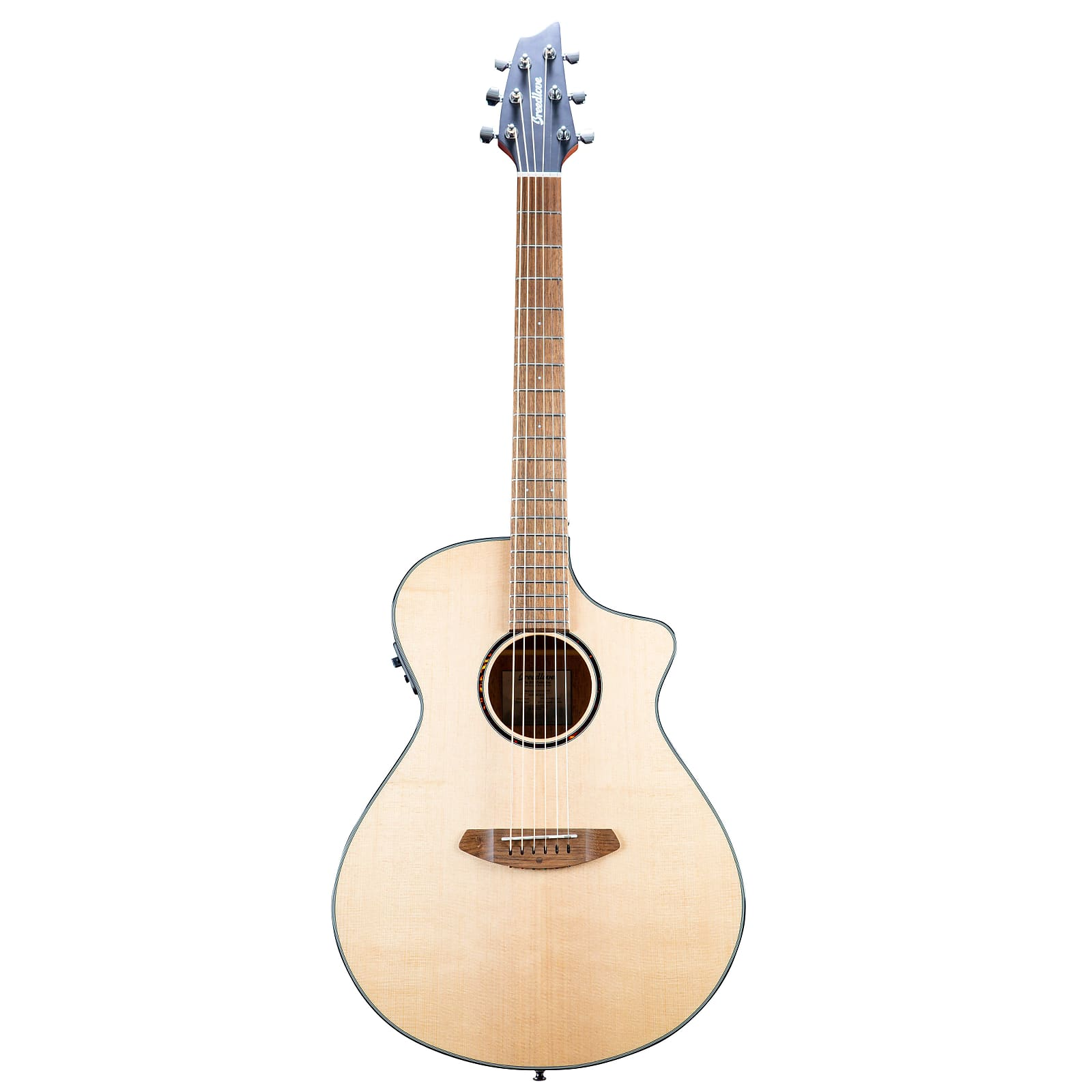 Breedlove Discovery S Concert Nylon CE Red cedar-African mahogany