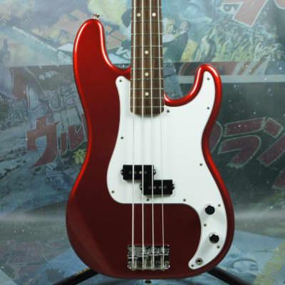 FGN J Standard Precision Bass 2012 Candy Apple Red MIJ FujiGen for sale