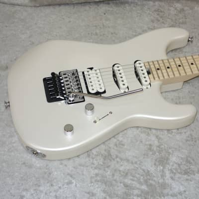 In Stock! 2021 Charvel Pro-Mod San Dimas® Style 1 HSS FR M Platinum Pearl for sale