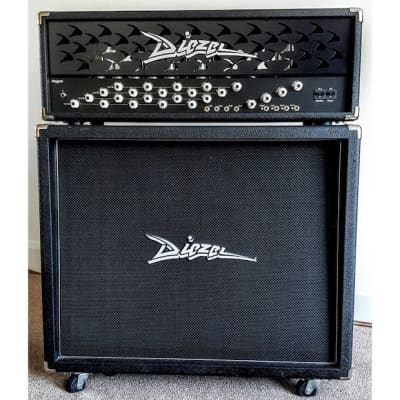 Diezel Hagen 4-Channel 100-Watt Guitar Amp + Cab for sale