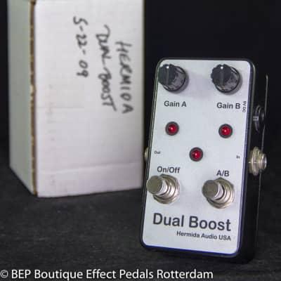 Hermida Audio Dual Boost 2008 hand built  by Mr. Alfonso Hermida USA