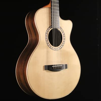 Lakewood A-32 Custom (Pre-Owned) (Rosewood/Spruce) - Express Shipping - (LAK-001) Serial: 23172 - PLEK'd for sale