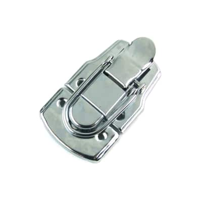Drawbolt Closure Latch for Guitar Case or musical cases ,72.5x 45mm Chrome