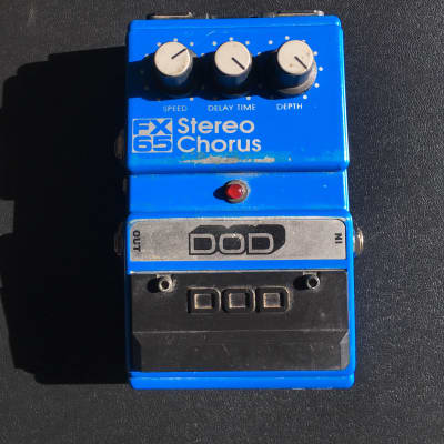 DOD FX65 Stereo Chorus 80s for sale
