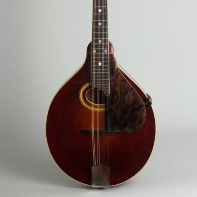 Gibson  A-4 Carved Top Mandolin (1918), ser. #50870, original black hard shell case. for sale