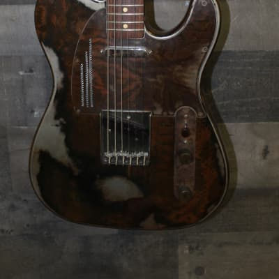 James Trussart Steelcaster  2001 Rust for sale
