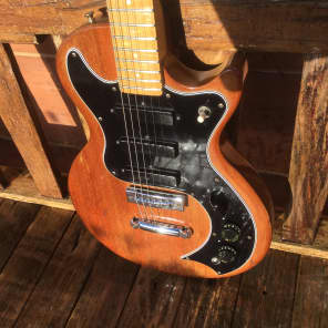 Gibson S-1 (1978, Natural Wood) for sale