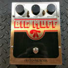 Electro-Harmonix Big Muff Pi Distortion / Sustainer Fuzz FREE SHIPPING image