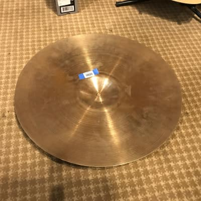 "Zildjian 22"" Vintage Ride Cymbal 1960s Medium Heavy"