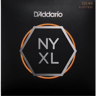 D'Addario NYXL Electric Guitar Strings   Regular Light