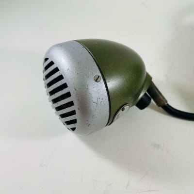 Shure 520DX Green Bullet Harmonica Microphone *Sustainably Shipped*