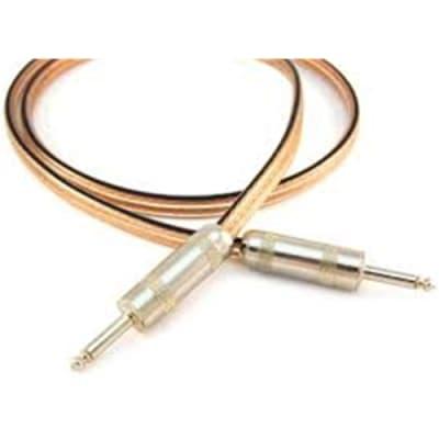 3' 12 Gauge Hi Definition Clear Jacket Speaker Cable