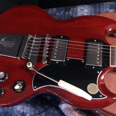 Gibson SG Standard '61 with Maestro Vibrola 2019 - 2020