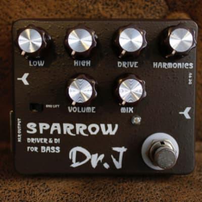 Dr. J Sparrow Driver 2015