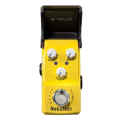 Joyo JF-328 Ironman Nebulous Phase Mini Guitar Effect Pedal Ships Free for sale